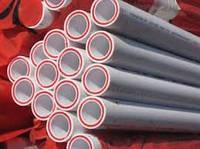 Трубы полипропиленовые для cистем отопления и водоснабжения