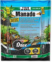 Грунт Manado Dark 5 літрів. Чорний Манадо
