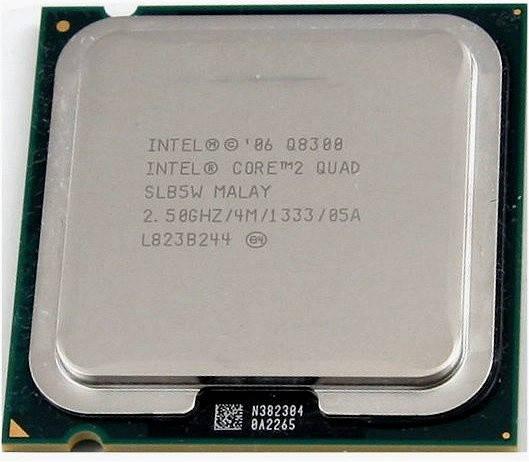 """Процессор Intel Core2 Quad 8300 2.5GHz Б\У """"Over-Stock"""""""