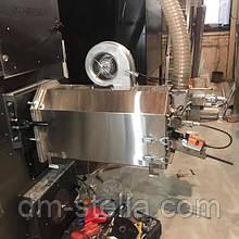 Монтаж и пуско-наладочные работы быстромонтируемой котельной DM-STELLA с двумя котлами по 200 кВт