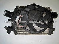 Радиатор интеркулера Мерседес Вито 638 б/у (Mercedes Vito)