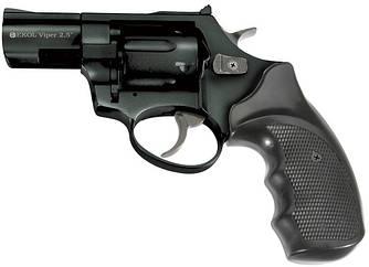 """Револьвер под патрон флобера  Ekol Major Berg 2,5"""" черного цвета"""