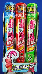 Конфета спрей и роликовая конфета JOHNY BEE® Roller Coaster Spray & Roller