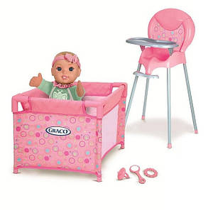 Ігрові набори й меблі для ляльок