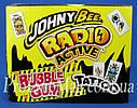 Жевательная резинка JOHNY BEE® RADIO ACTIV Tattoo GUM, фото 4