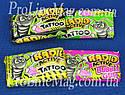 Жевательная резинка JOHNY BEE® RADIO ACTIV Tattoo GUM, фото 8