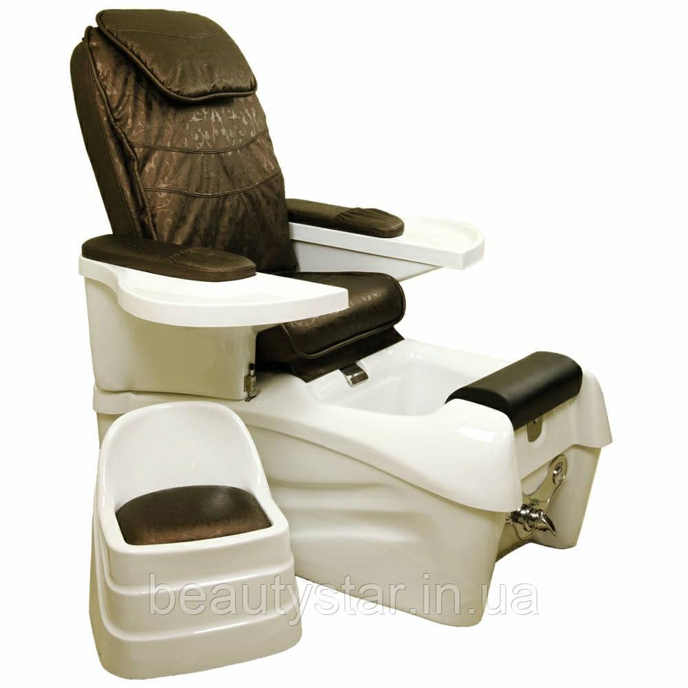 СПА Кресло с массажем для педикюра , для маникюра, кресло для вип клиентов салона красоты ZD-905