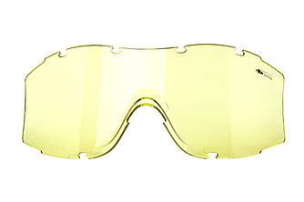 FAX1STDJ Линзы запасные стандартные Bolle X1000 желтого цвета