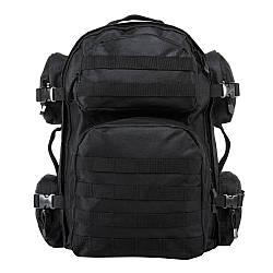 Рюкзак тактический NcStar черного цвета