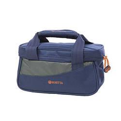 """Сумка для патронов """"Beretta"""" Uniform Pro Bag (100 патронов) синего цвета"""