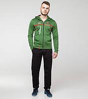 Мужской спортивный костюм Bikk 387 трава красный, фото 1
