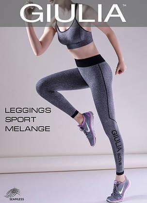Leggings Sport Melange, фото 2