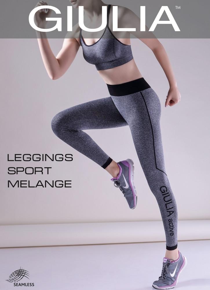 8e1ce3bc6f267 Леггинсы для занятия спортом GIULIA Leggings Sport MelangeGIULIA Leggings  Sport Melange (1) - Giulia