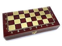 Настольная игра шахматы, шашки и нарды 40 см