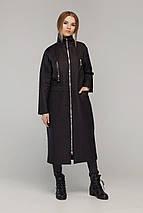 3cb76eb42b2 Классические женские черное пальто Alberto Bini 50263  продажа
