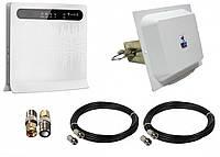 Стационарный 3G/4G комплект Huawei B593s-12, Антенна MIMO MW TECH 1700-2700 МГц