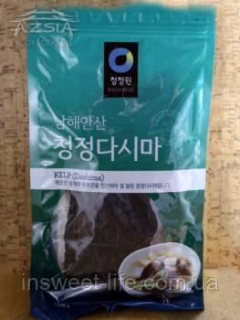Морская водоросль комбу Dashima kombu12х150 г/упаковка