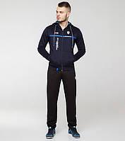 Спортивный костюм Bikk 387 т.синий-электрик