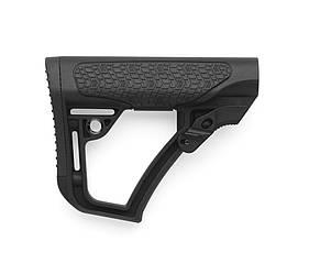 Приклад  Daniel Defense Black / Приклад оружейный черного цвета