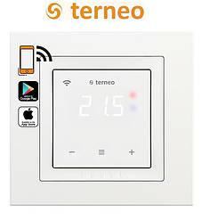 Терморегулятор Terneo SX unic WI-FI программируемый сенсорный (DS Electronics)