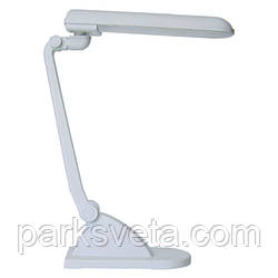 Лампа настольная DL070 белая RDL