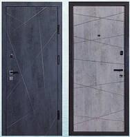 Входные двери бронированные с МДФ , ПО 156, Министерство Дверей,  Оптима++, в квартиру, дом, офис