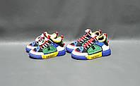Дитячі літні кросівки унісекс колекція весна 2019 кольорові