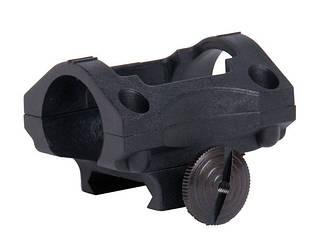"""Крепление для лазерного целеуказателя GSG-5 1"""" черного цвета"""