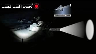 Ліхтар LedLenser P7.2 чорного кольору