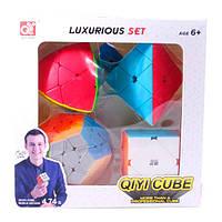 Кубик Рубика QiYi Bundle 4 | Набор механических головоломок №4