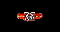 Фонарь налобный LedLenser SEO 3 оранжевого цвета