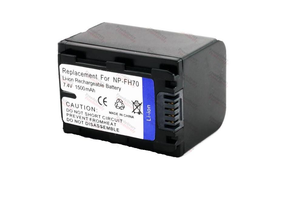 """Батарея Sony NP-FH70 NP FH70 NP-FH90 SR40 - Электроника и бытовая техника от интернет-магазина  """"DurakOFF"""" в Киеве"""