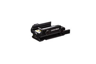 Лазерный целеуказатель для карабина LaserMax UNI-MAX под карабин на Weaver/Picatinny (красный)