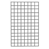 Торговая сетка решетка ячейка 5 см серый металлик под заказ от производителя, фото 3