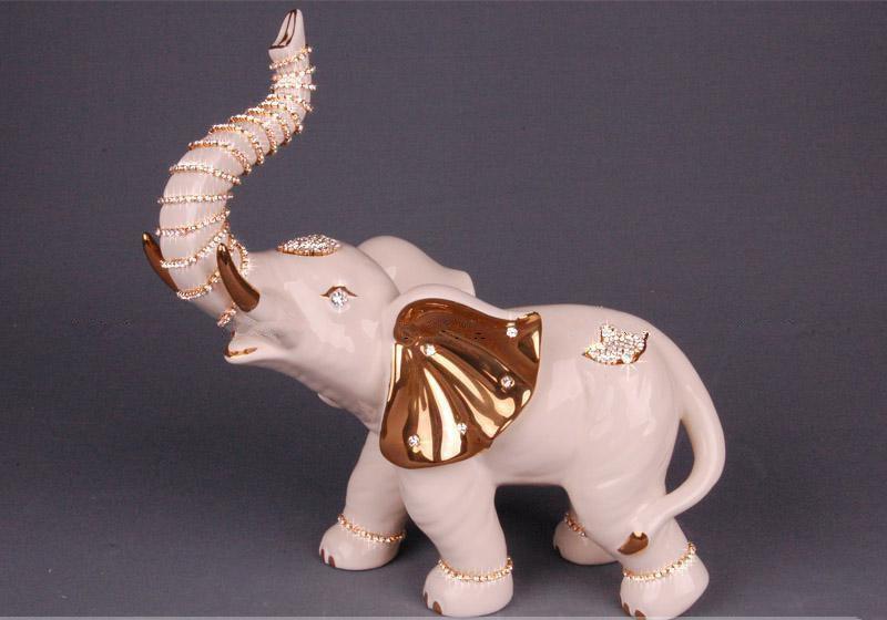 """Статуэтка """"Слон"""" (98-1077)"""