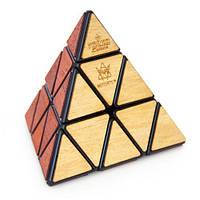 Пирамидка Рубика | Деревянная пирамидка Мефферта
