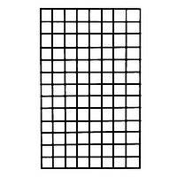 Торговая сетка решетка ячейка 5см черного цвета под заказ от производителя