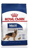 Royal Canin (Роял Канин) MAXI ADULT для собак крупных пород от 15 месяцев до 5 лет