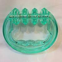 Массажёр - каталка ручной с роликами, фото 1