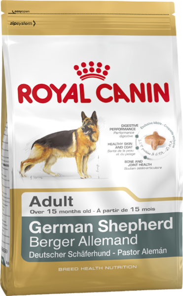 Royal Canin (Роял Канин) German Shepherd для Немецких овчарок