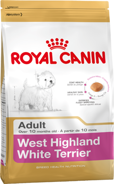 Royal Canin (Роял Канин) West Highland White Terrier Adult Вест-Хайленд-Уайт-Терьер