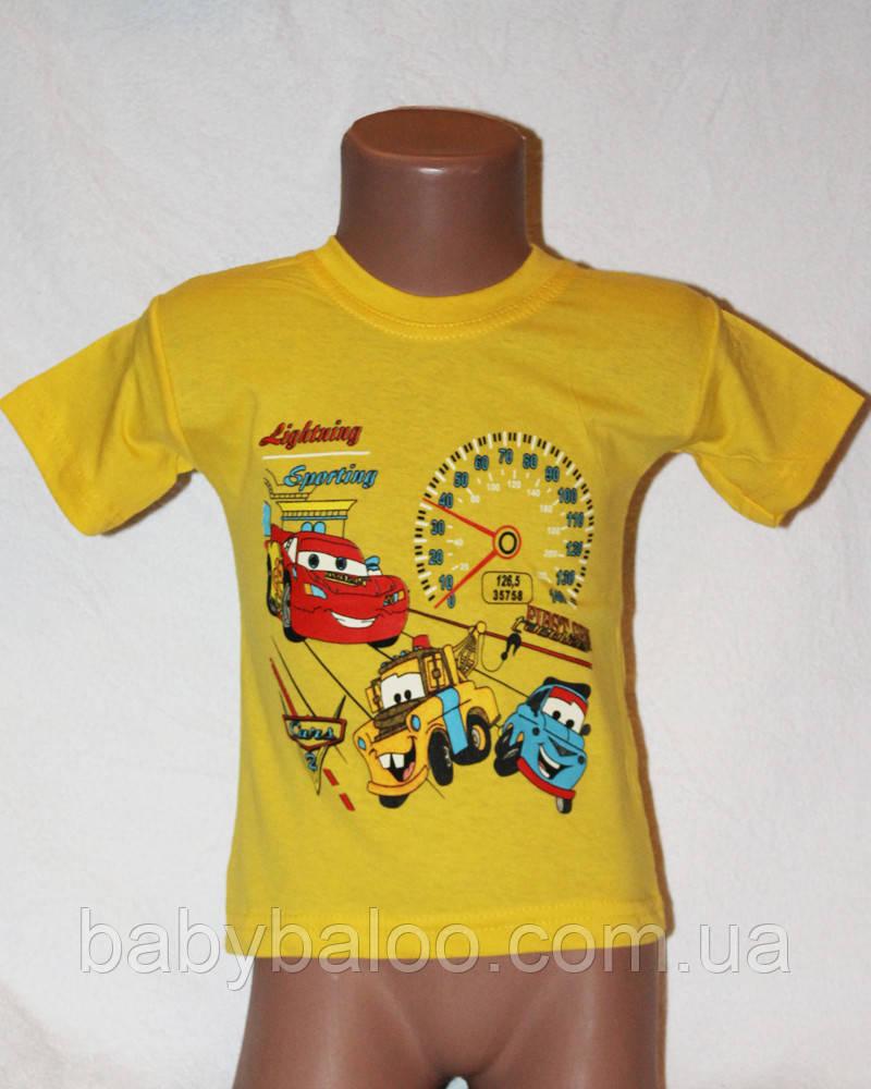 Прикольная детская футболка (от 1 до 3 лет)