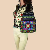 Городской рюкзак. Модный  рюкзак. Рюкзаки женские.  Современные рюкзаки.Код: КРСК29, фото 1