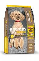 T29 Nutram Total Grain-Free с ягненком и овощами Без зерновой для мелких пород собак