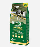 Nutrican Performance корм для взрослых активных собак всех пород