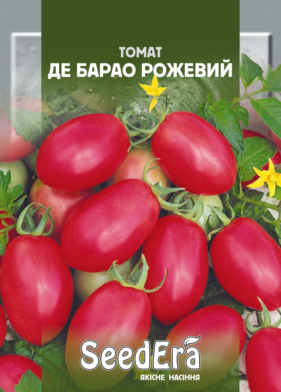 Де Барао рожевий (0,1г) - Насіння томату, SeedEra