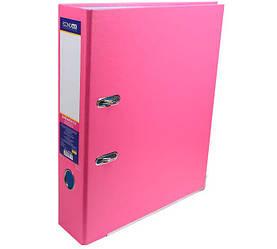 Папка реєстратор Economix А4, 50 мм, рожева E39720*-09