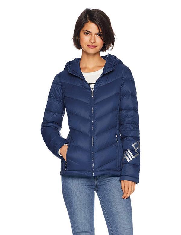 a8ba266410a8 Демисезонная женская куртка пуховик Tommy Hilfiger в размере XS, оригинал!  - Bigl.ua