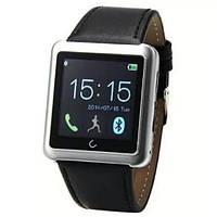 Умные часы Uwatch U10 (Smart Bluetooth Watches) часофоны для iOS/Android водонепроницаемые