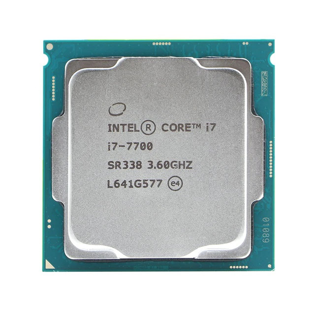 "Процессор Intel Core i7-7700 (BX80677I77700) Socket 1151 Tray ""Over-Stock"" Б/У"